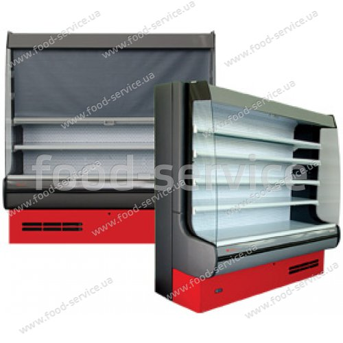 Холодильная горка Modena 1,0 с баком-испарителем