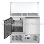 Холодильный стол саладетта Hendi 232781