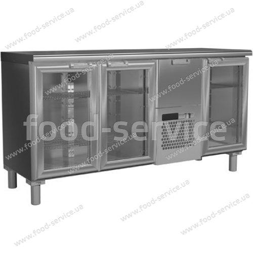 Стол холодильный BAR-360С Полюс (Россия)