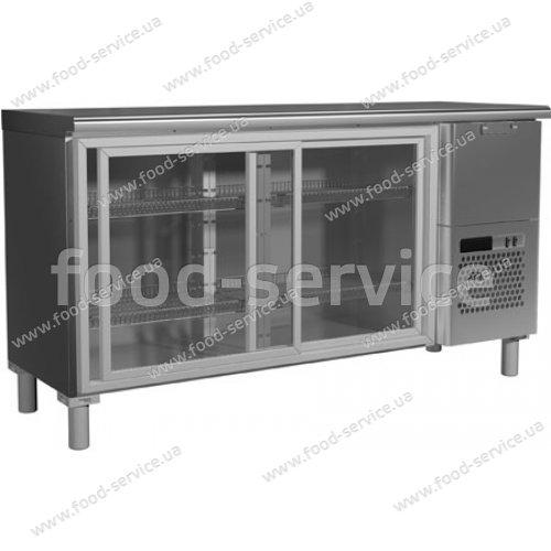 Стол холодильный BAR-360К Полюс (Россия)
