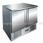 Стол холодильный Berg SA45TN S/S TOP