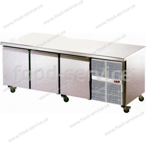 Холодильный стол Electric DIAM-3P 700, Inox Electric