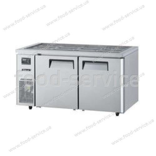 Холодильный стол с салат баром KSR12-2