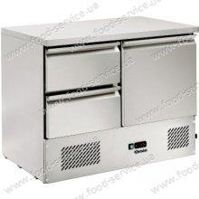 Холодильный стол с ящиками Bartscher 110137