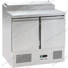 Холодильный заготовочный стол с гастроемкостями Bartscher 200269