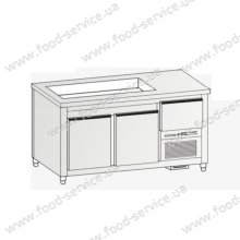Стол холодильный  Cold G 215-13 N