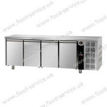 Стол холодильный четырехдверный Apach AFM 04
