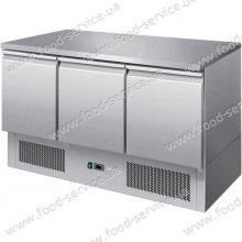 Стол холодильный 3-х дверный Frosty THS 903T