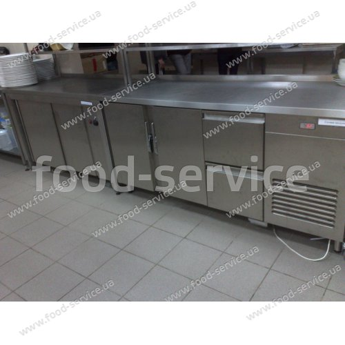 Стол холодильный Инокс-маркет 1,6х0,6м
