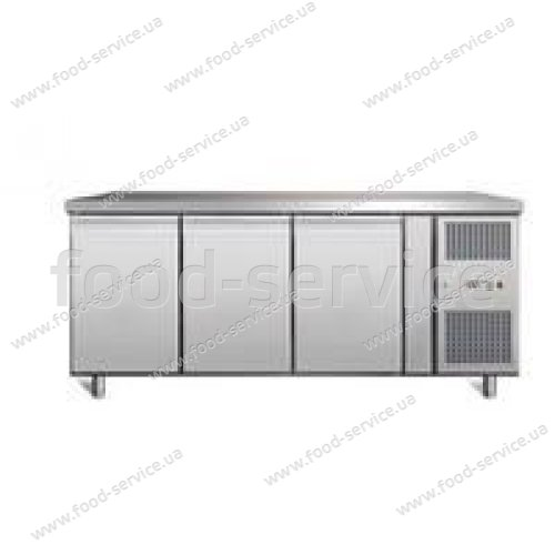Стол морозильный трехдверный Cooleq GN 3100 BT без борта