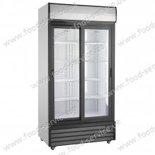 Холодильный шкаф SCAN SD 1002 SLE