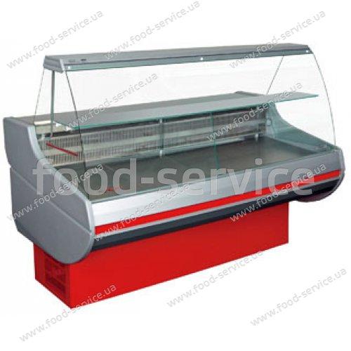 Холодильная витрина Siena 1,1-1,7 ВС