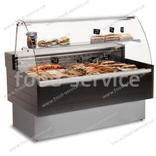 Холодильная витрина DGD Kibuk100 (K100VVC)