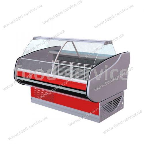 Холодильная витрина Ариада Титаниум ВН-5-200