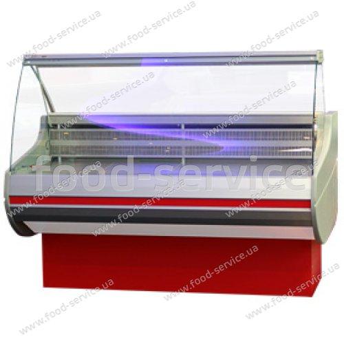 Морозильная витрина Siena М 0,9-1,5 ВС
