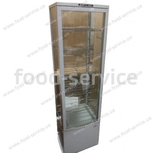 Витрина холодильная Frosty RT280L white напольная