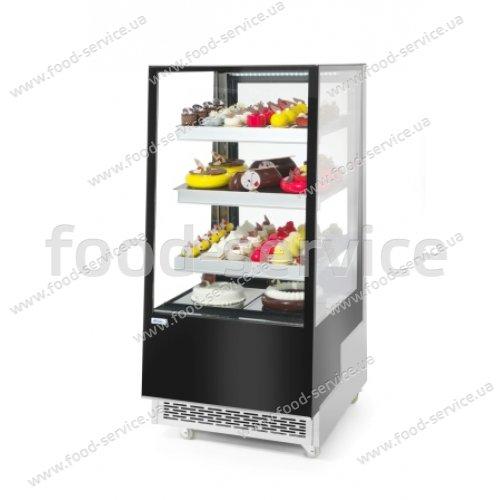 Витрина холодильная кондитерская HENDI Arktic 233443