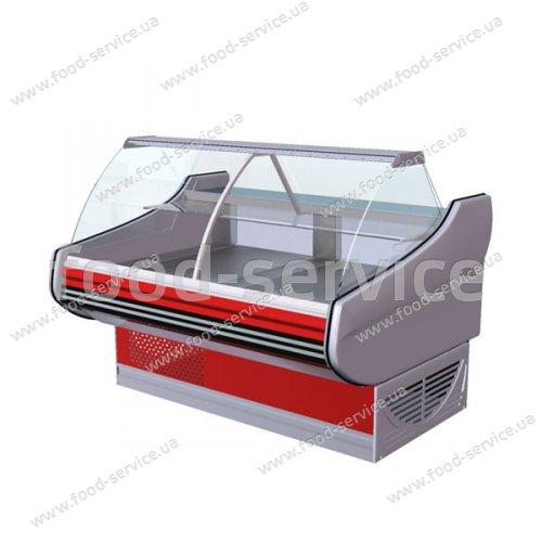 Кондитерская холодильная витрина Ариада Титаниум ВС-5-230К
