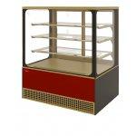 Витрина холодильная кондитерская VS-1,3 VENETO CUBE