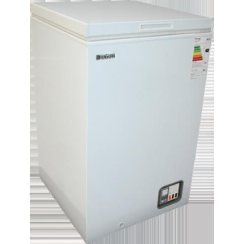 Ларь морозильный с глухой крышкой UGUR UCF 160 S