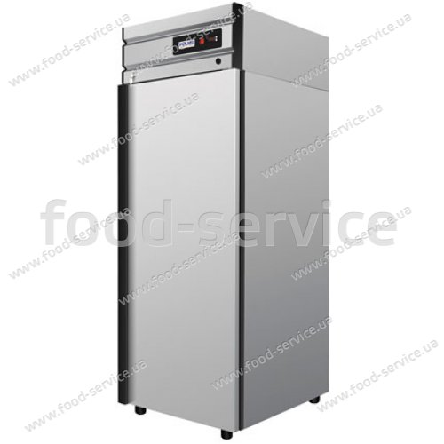 Морозильный шкаф Polair CB107-G (ШН-0,7 нерж)