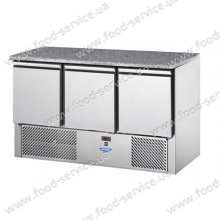 Стол холодильный 3-х дверный Tecnodom SL03GR
