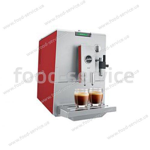 Кофемашина Jura ENA 7 Cherry Red Aroma+ EU