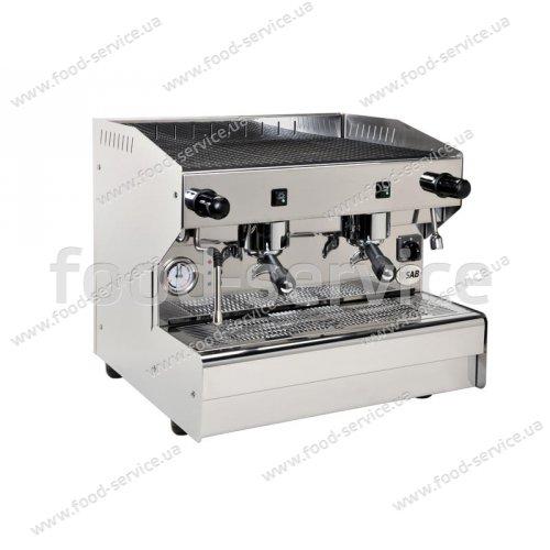 Кофемашина SAB Jolly Semi-automatica 2 groups Compact