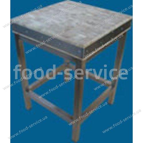 Колода для рубки мяса полиэтиленовая 10-50-85