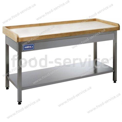 Стол для мучных работ СП-4-МУЧ 1500х600
