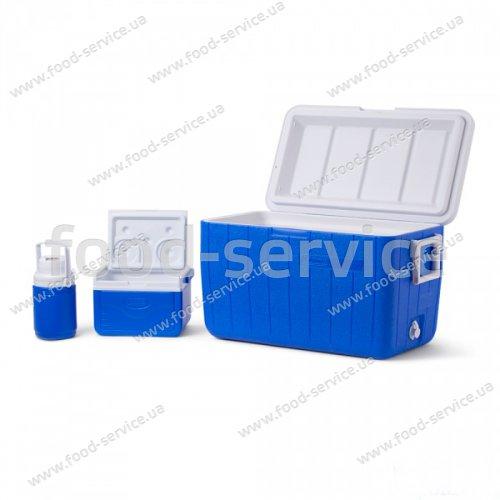 Набор термобоксов  для транспортировки COOLER 48QT BL CMBO, 5QT, 3GAL