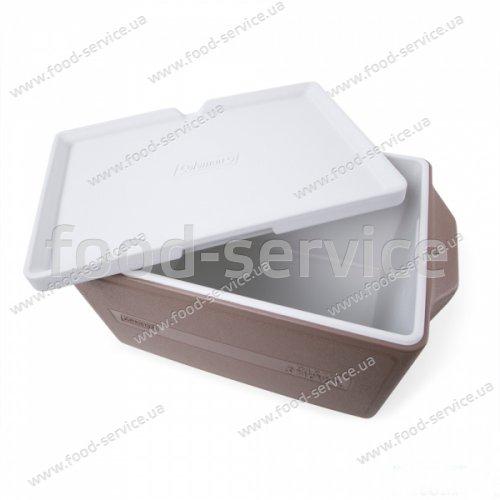 Термобокс  для транспортировки напитков COOLER 48 CAN STACKER - GRAY C004