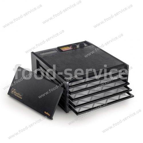 Дегидратор Excalibur 4526T Black 5 лотков с таймером