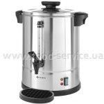 Кипятильник-кофеварка с двойной стенкой Hendi 12л. 211359