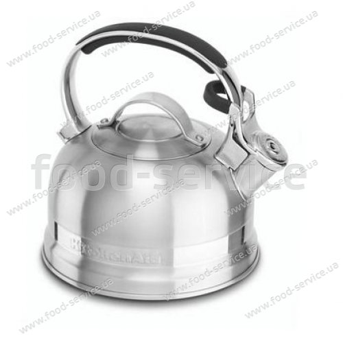 Чайник наплитный 1,9л KitchenAid KTST20SBST стальной