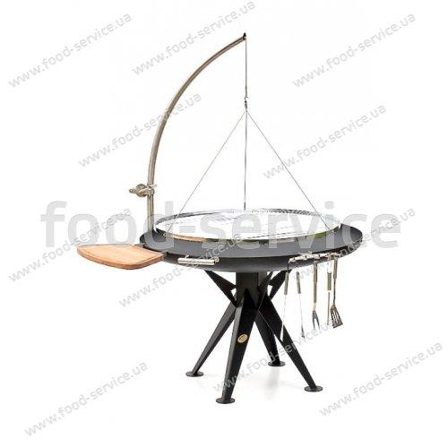 Круглый гриль с круглой решеткой Nielsen 200-10604
