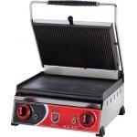 Контактный гриль-тостер (прижимной) Silver 2130