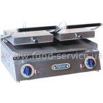 Контактный гриль-тостер (прижимной) Silver 2132