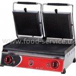 Контактный гриль-тостер (прижимной) Silver 2133