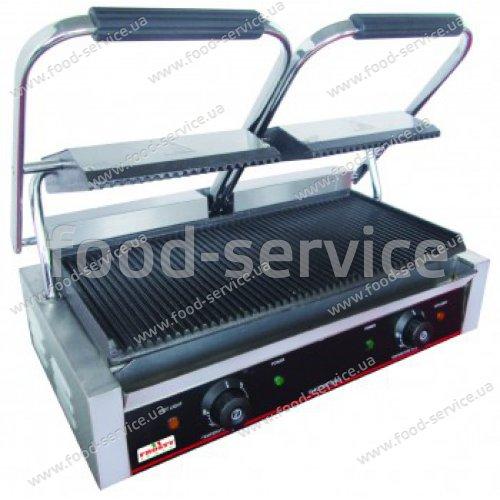 Гриль тостер 2-х постовой Frosty EG-36 (ребро/ребро)