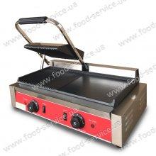 Гриль тостер с жарочной поверхностью GoodFood ECG201RF