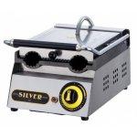 Контактный гриль-тостер (прижимной) Silver 2134