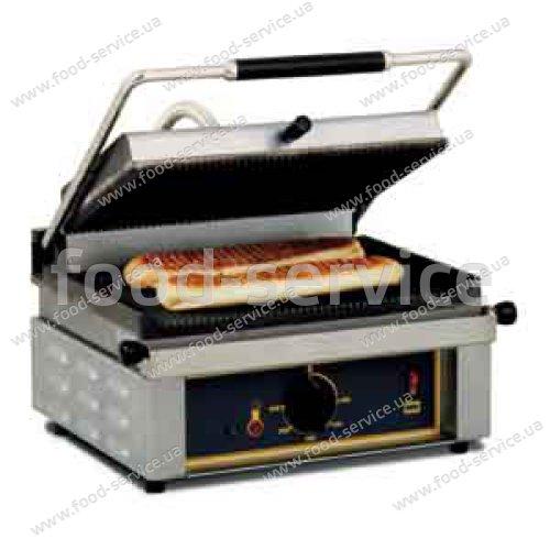 Гриль-тостер Panini Roller Grill (ребро/ребро)