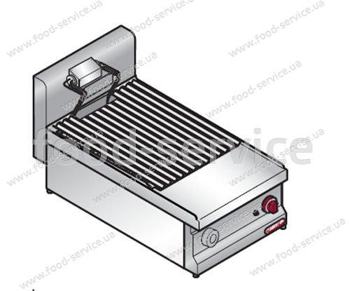 Гриль вапо электрический Bertos PLE40BE