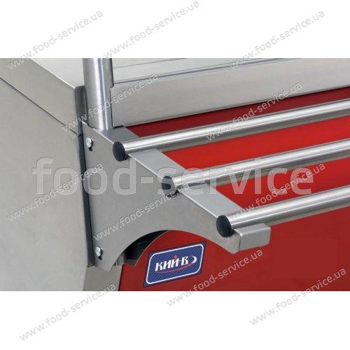 Прилавок холодильный на 12 гастроемкостей ПХ-1500 Эксклюзив
