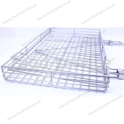 Решетка для мангала FsDesign 50х30 см