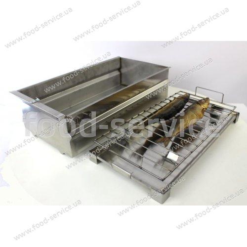 Коптилка компактная Smokebox 2