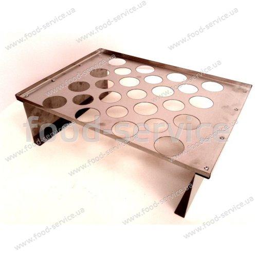 Подставка для выпечки конопиццы на 16 конусов