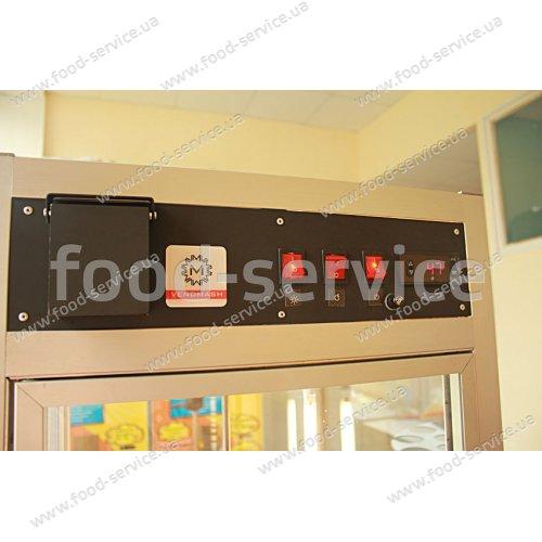 Тепловая витрина настольная  для конопиццы VM-07