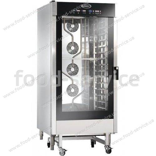 Пароконвекционная печь Unox XVC 1005P ChefTop